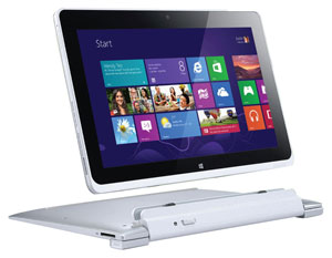 Iconia PC Tablet dengan Windows 8 W5