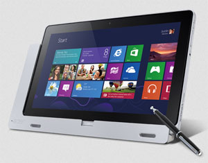 Iconia PC Tablet dengan Windows 8 W7